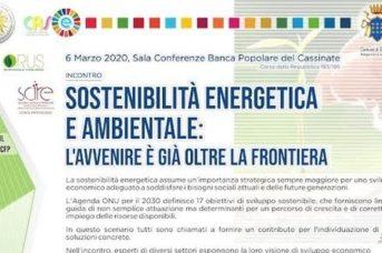 """Cassino, Campagna Nazionale """"M'Illumino di Meno"""", sviluppo sostenibile e azioni da attuare"""