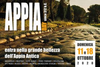Appia Day: visite guidate organizzate nel Parco Naturale dei Monti Aurunci